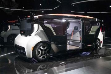 Авто без педалей и руля планируют выпускать в США
